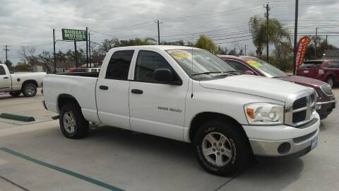 2007 Dodge Ram Pickup 1500 for sale at Budget Motors in Aransas Pass TX