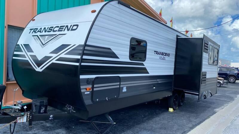 2020 GRAND DESIGN TRANSCEND XPLORE for sale at Bates RV in Venice FL