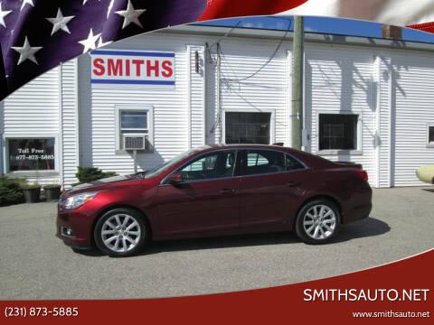 2015 Chevrolet Malibu for sale at SmithsAuto.net in Hart MI