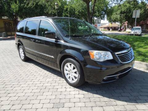 2012 Chrysler Town and Country for sale at Family Truck and Auto.com in Oakdale CA