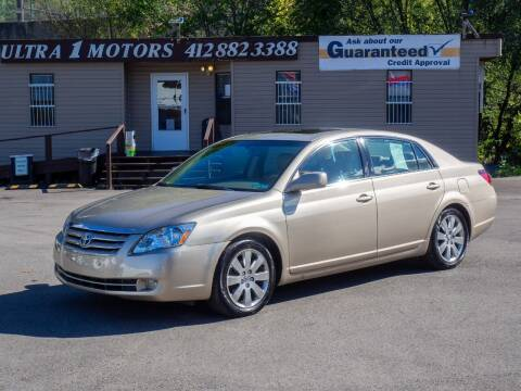 2006 Toyota Avalon for sale at Ultra 1 Motors in Pittsburgh PA