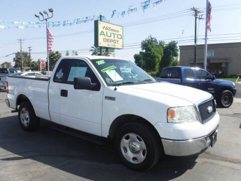 2007 Ford F-150 for sale at HILMAR AUTO DEPOT INC. in Hilmar CA