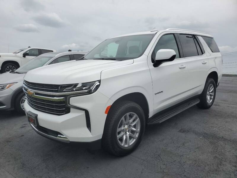 2021 Chevrolet Tahoe for sale at THE TRAIN AUTO SALES & RENTALS in Taylors SC
