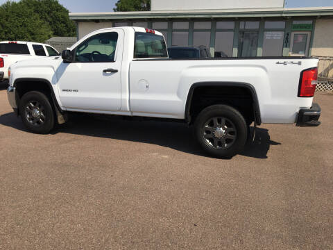 2015 GMC Sierra 2500HD for sale at A Plus Auto LLC in Great Falls MT