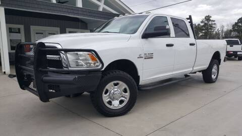 2017 RAM Ram Pickup 2500 for sale at Crossroads Auto Sales LLC in Rossville GA
