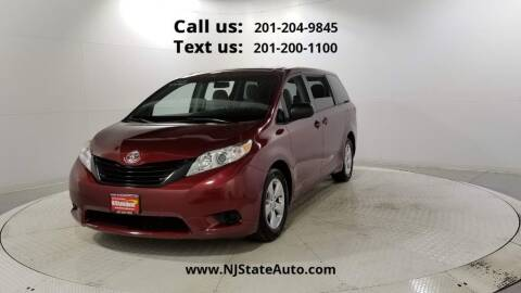 2016 Toyota Sienna for sale at NJ State Auto Used Cars in Jersey City NJ