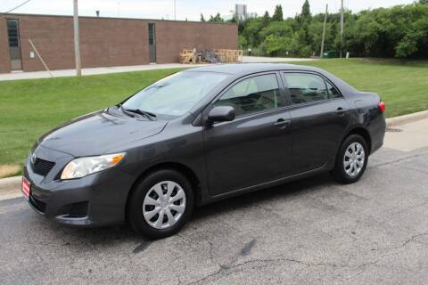 2010 Toyota Corolla for sale at Your Choice Autos - My Choice Motors in Elmhurst IL