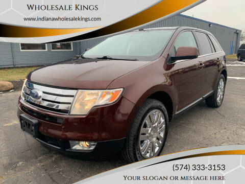 2009 Ford Edge for sale at Wholesale Kings in Elkhart IN