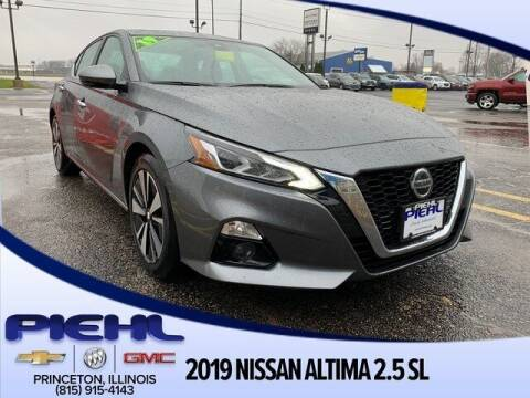 2019 Nissan Altima for sale at Piehl Motors - PIEHL Chevrolet Buick Cadillac in Princeton IL