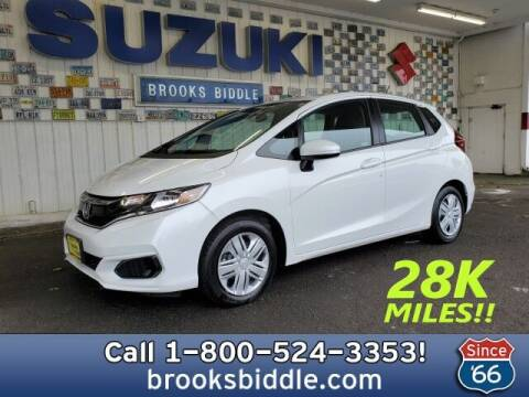 2019 Honda Fit for sale at BROOKS BIDDLE AUTOMOTIVE in Bothell WA