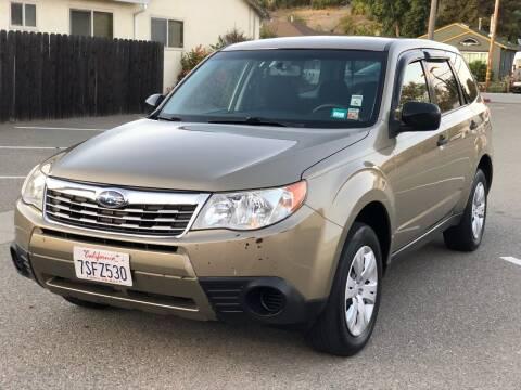2009 Subaru Forester for sale at JENIN MOTORS in Hayward CA