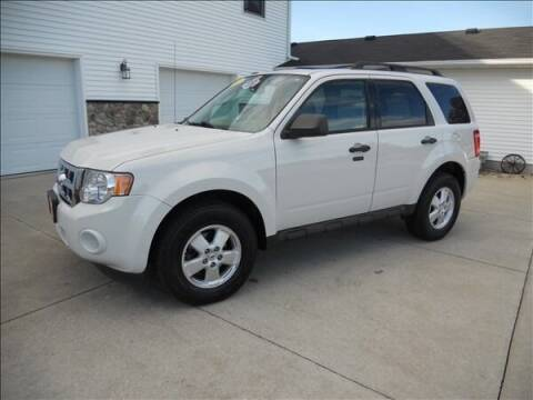 2012 Ford Escape for sale at OLSON AUTO EXCHANGE LLC in Stoughton WI