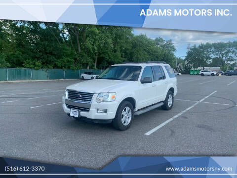 2010 Ford Explorer for sale at Adams Motors INC. in Inwood NY