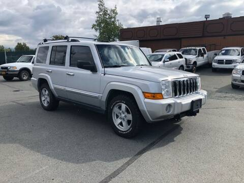 2008 Jeep Commander for sale at Freedom Auto Sales in Anchorage AK