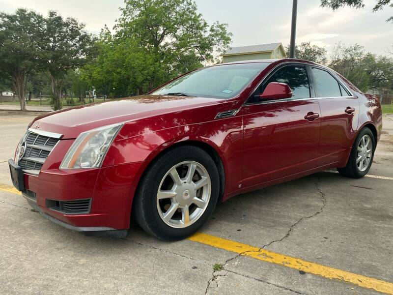 2008 Cadillac CTS for sale at CBS MOTORS in San Antonio TX