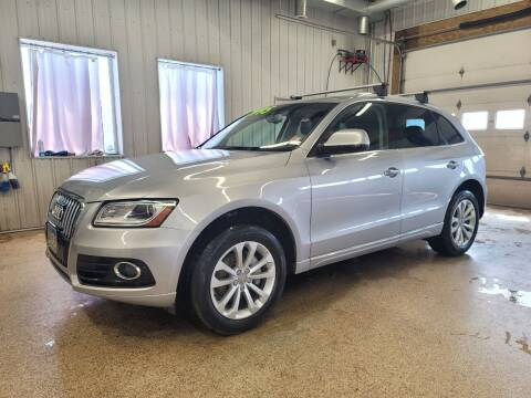 2015 Audi Q5 for sale at Sand's Auto Sales in Cambridge MN