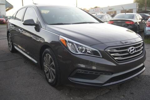 2017 Hyundai Sonata for sale at Green Ride Inc in Nashville TN