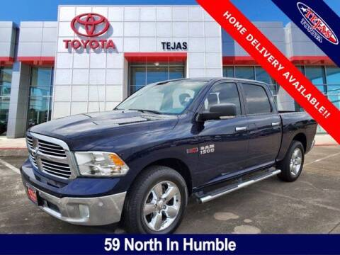 2016 RAM Ram Pickup 1500 for sale at TEJAS TOYOTA in Humble TX