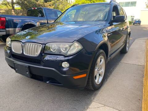 2007 BMW X3 for sale at Super Bee Auto in Chantilly VA