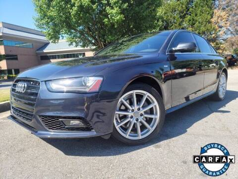 2016 Audi A4 for sale at Carma Auto Group in Duluth GA