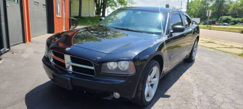 2007 Dodge Charger for sale at Steve's Auto Sales in Madison WI