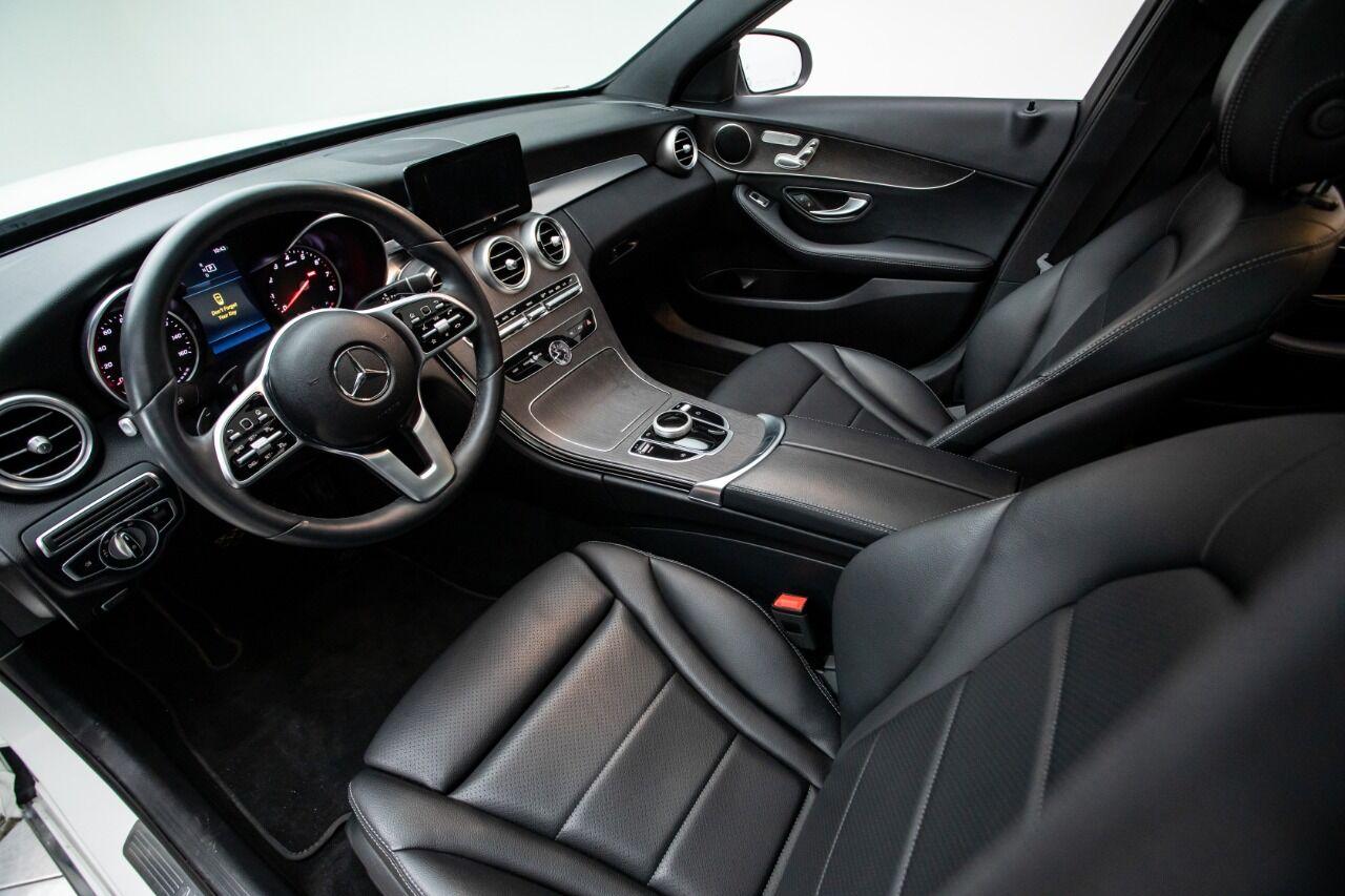 2019 Mercedes-Benz C-Class 10