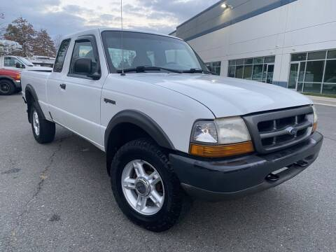 2000 Ford Ranger for sale at PM Auto Group LLC in Chantilly VA