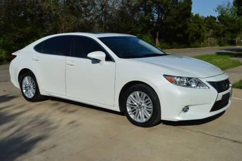 2014 Lexus ES 350 for sale at Coleman Auto Group in Austin TX