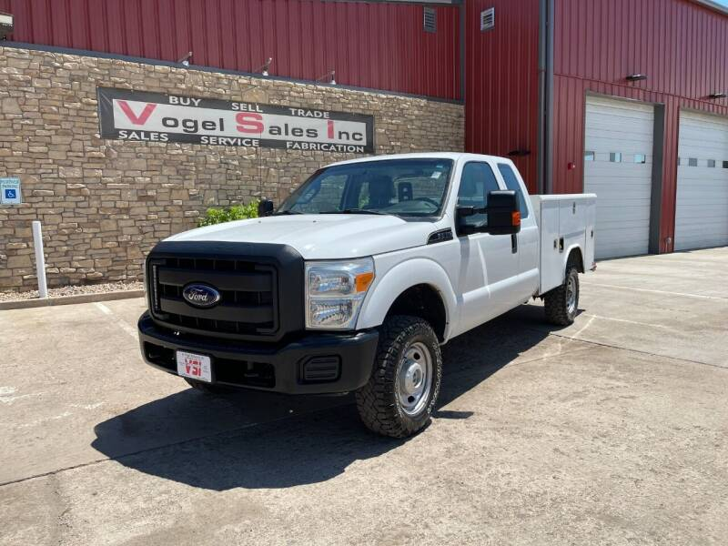 2015 Ford F-350 Super Duty for sale at Vogel Sales Inc in Commerce City CO