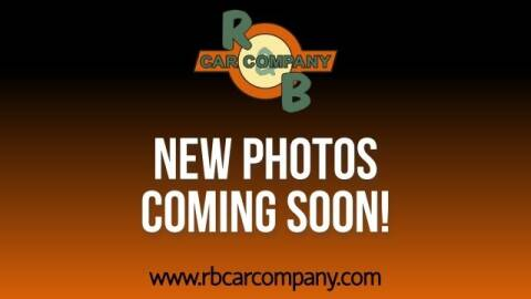 2016 Chevrolet Silverado 2500HD for sale at R & B CAR CO - R&B CAR COMPANY in Columbia City IN