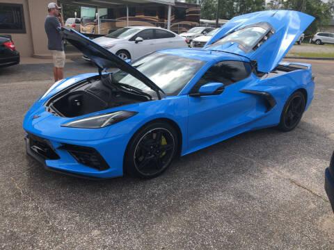 2020 Chevrolet Corvette for sale at Advance Auto Wholesale in Pensacola FL