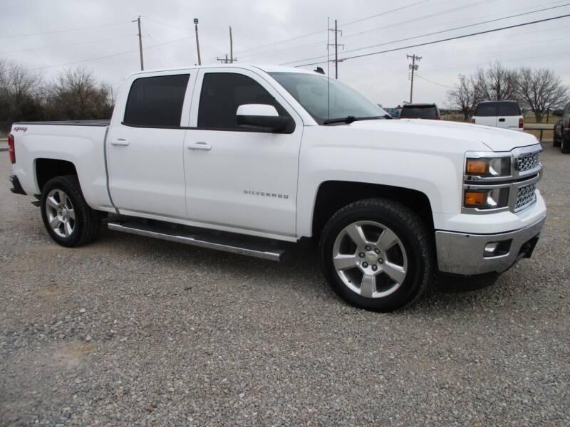 2014 Chevrolet Silverado 1500 for sale at LK Auto Remarketing in Moore OK