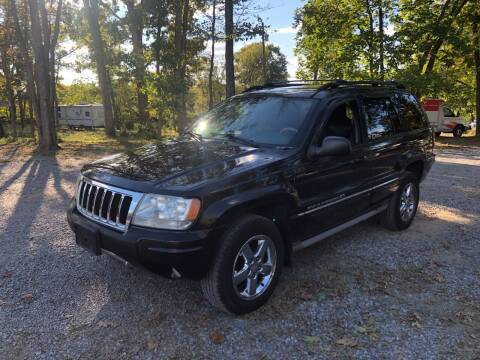 2004 Jeep Grand Cherokee for sale at Noble PreOwned Auto Sales in Martinsburg WV