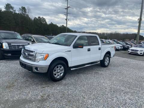 2014 Ford F-150 for sale at Billy Ballew Motorsports in Dawsonville GA