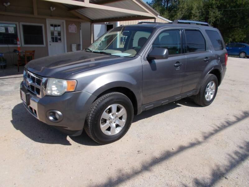 2010 Ford Escape for sale at DISCOUNT AUTOS in Cibolo TX