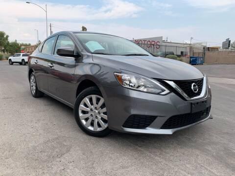 2019 Nissan Sentra for sale at Boktor Motors in Las Vegas NV
