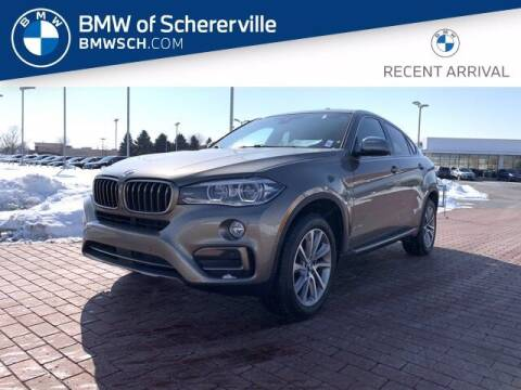2018 BMW X6 for sale at BMW of Schererville in Shererville IN