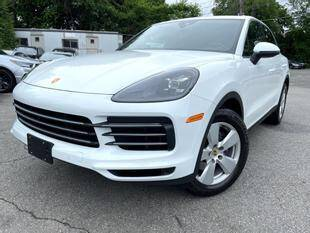 2019 Porsche Cayenne for sale at Rockland Automall - Rockland Motors in West Nyack NY