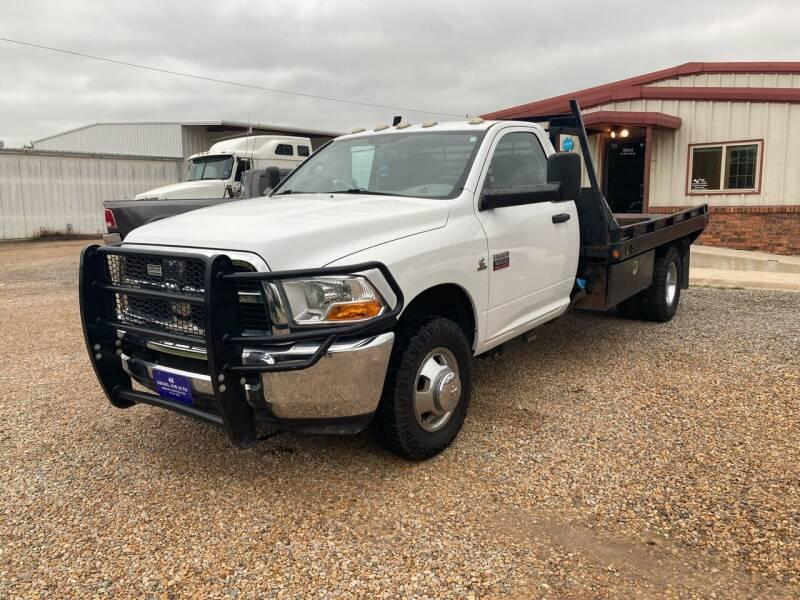 2011 RAM Ram Chassis 3500 for sale in Winnsboro, TX