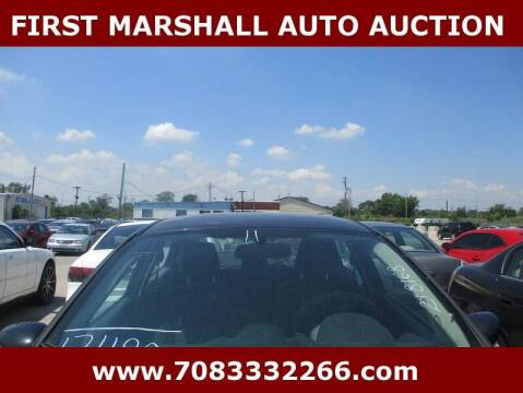 2011 Ford Fiesta for sale at First Marshall Auto Auction in Harvey IL