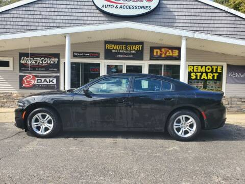 2019 Dodge Charger for sale at Stans Auto Sales in Wayland MI