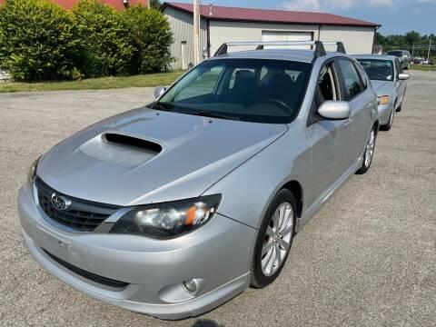 2008 Subaru Impreza for sale at Best Buy Auto Sales in Murphysboro IL