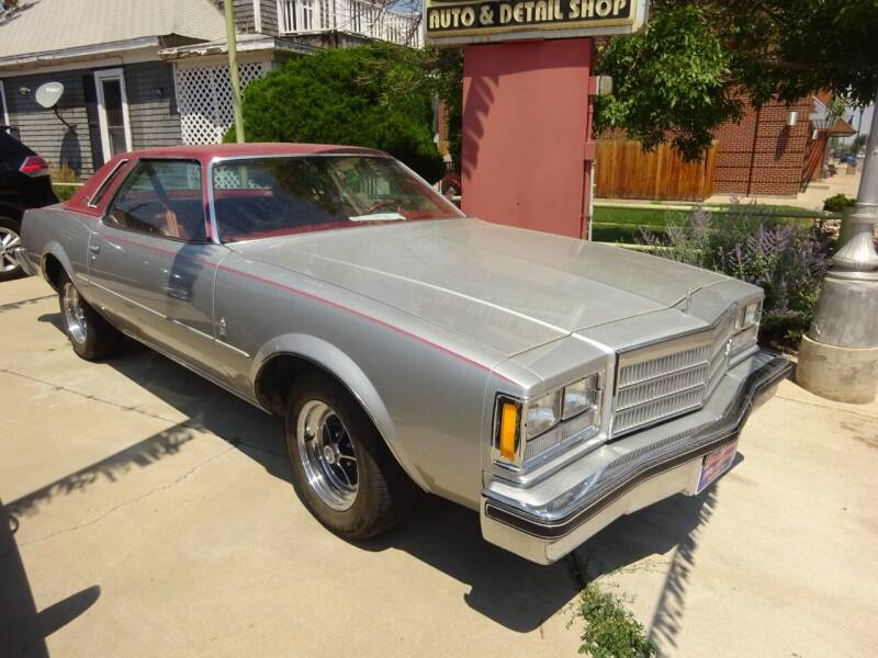 1977 Buick Regal for sale at Armando's Auto in Fort Lupton CO