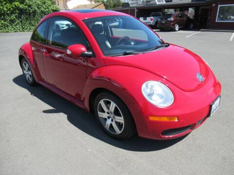 2006 Volkswagen New Beetle for sale at Tonys Toys and Trucks in Santa Rosa CA