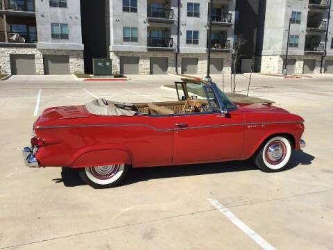1960 Studebaker Lark for sale at Classic Car Deals in Cadillac MI