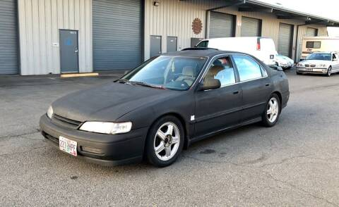 1994 Honda Accord for sale at DASH AUTO SALES LLC in Salem OR