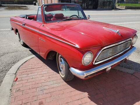 1963 AMC Rambler for sale at Street Side Auto Sales in Independence MO
