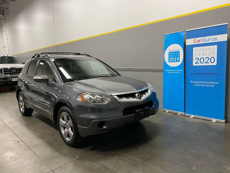 2008 Acura RDX for sale at Loudoun Motors in Sterling VA