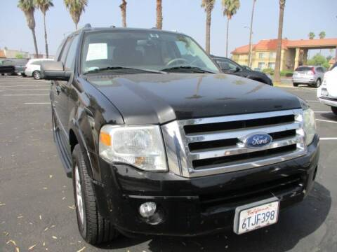 2012 Ford Expedition for sale at F & A Car Sales Inc in Ontario CA