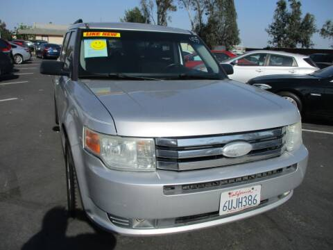 2011 Ford Flex for sale at F & A Car Sales Inc in Ontario CA